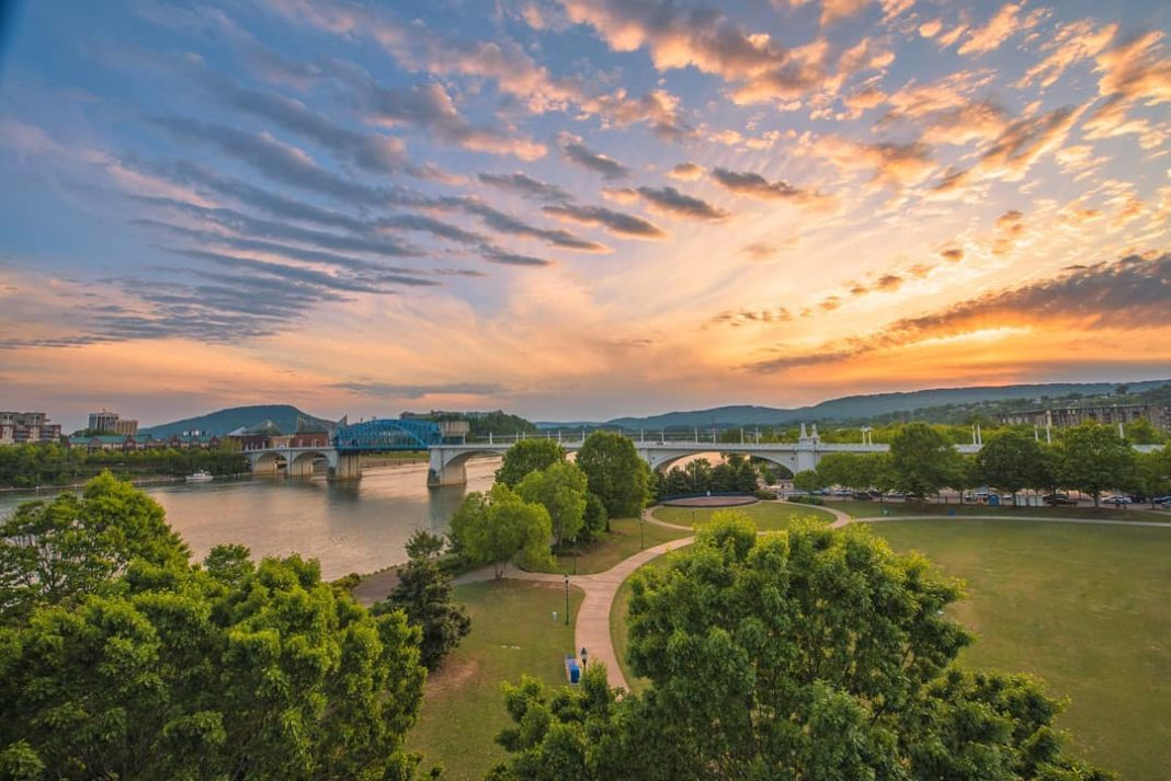 Free things to do in Chattanooga.