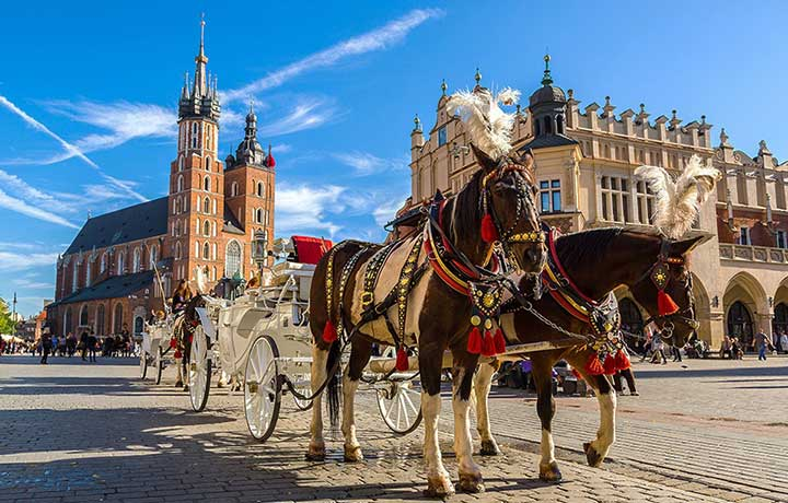 Romantic Places in Krakow. Things To Do in Krakow.