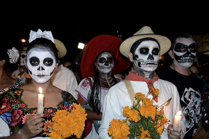 Mexico Day of Death Celebration