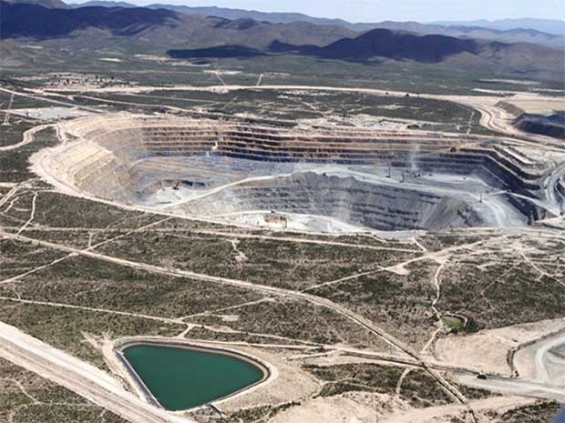 Mexico is the Worlds Leader in Silver Production.